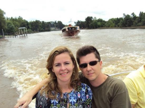 San Isidro - Delta do Rio Tigre - Argentina