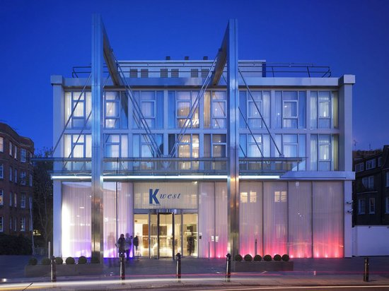 K West Hotel Spa London Tripadvisor