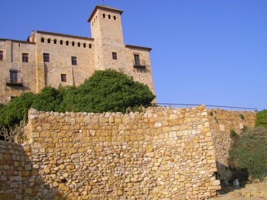 Altafulla, España: Castillo de Tamarit