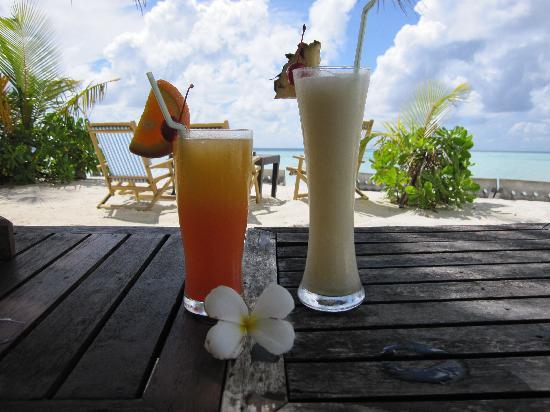 Vilamendhoo Island Resort & Spa: QUE DU BONHEUR!!!