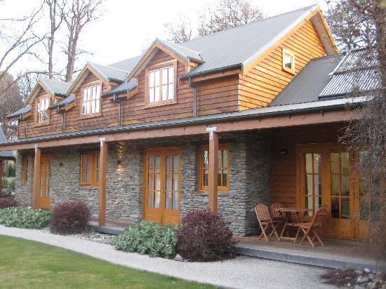 Wanaka Homestead Lodge and Cottages: wanaka homestead