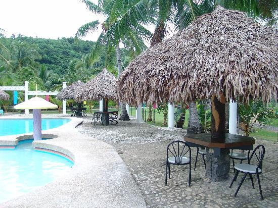 Virac, Filippinerne: Pool Area