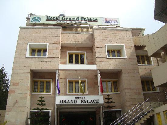 Hotel Grand Palace: Hotel