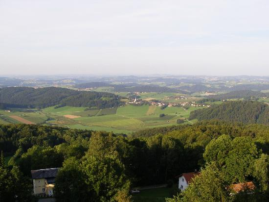 Ferienpark Geyersberg: Die Aussicht