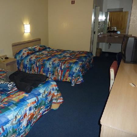 Motel 6 Boston - Tewksbury: Vista general 2