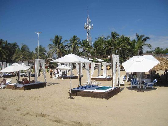 Hacienda Vayma: Great beach