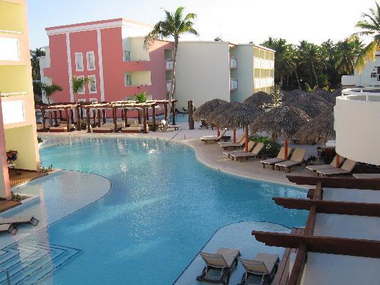 TRS Turquesa Hotel: balcony view