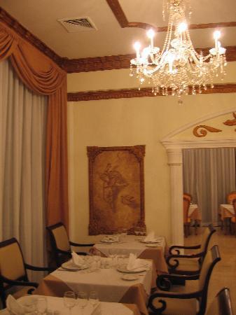 TRS Turquesa Hotel: gourmet restaurant