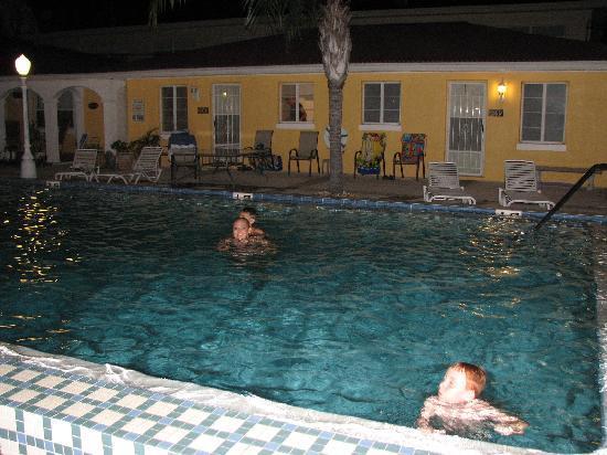 Gulf Tides Inn : Fun for kids