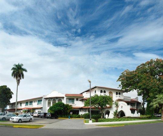 GRAN HOTEL NACIONAL DAVID, CHIRIQUI REP. DE PANAMA