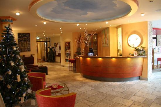 Hotel Sonne: A very warm and welcoming reception