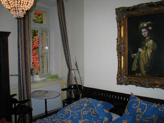 Garden Boutique Hotel: Second-floor bedroom