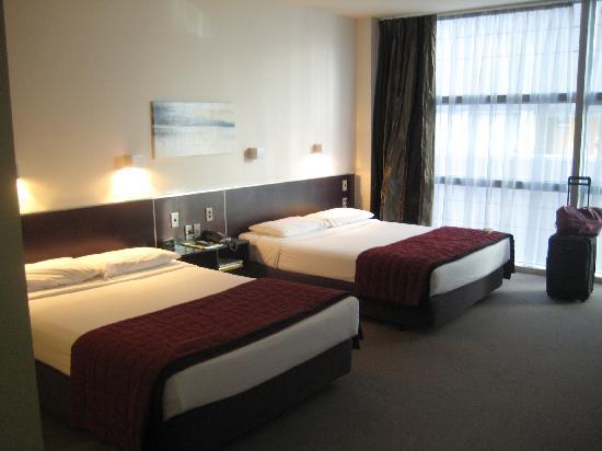 Quality Hotel Wellington: Inside the room