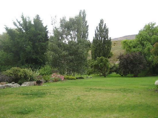 Waiorau Homestead: Garden