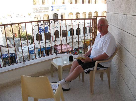 Mosaic City Hotel: nice balcony