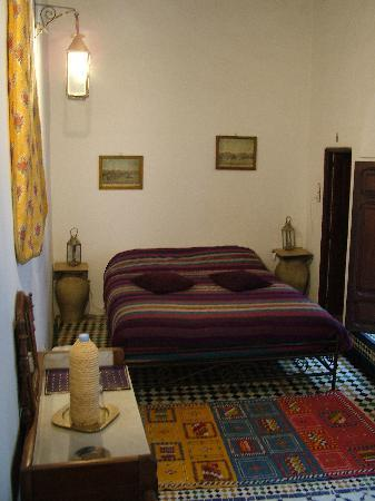 Riad Boujloud: Suite Guissa
