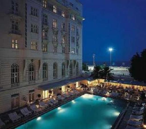 Belmond Copacabana Palace: Copa Pool