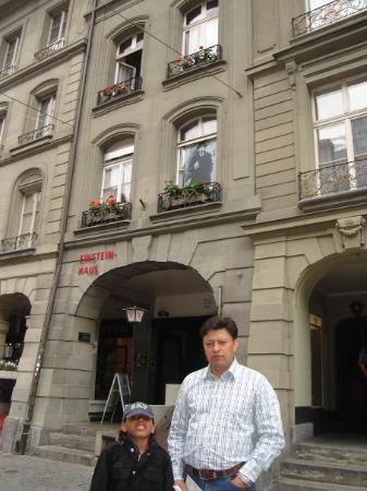 Einsteinhaus-Bern - Picture of Einstein House (Einsteinhaus), Bern ...