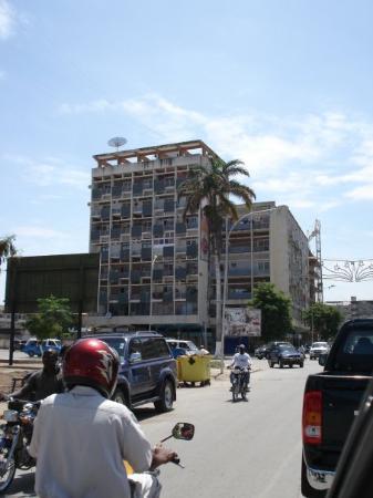 Prédio em Benguela