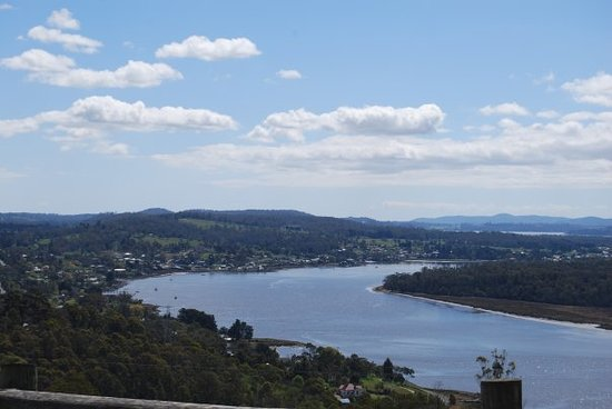 Launceston to georgetown