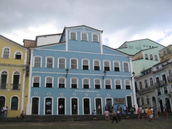 Fundação Casa de Jorge Amado: .....y como les prometí, volví al día siguiente....