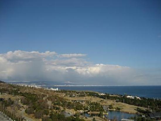 The Westin Awaji Island Resort & Conference Center: 部屋からの眺め