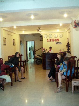 Lam Bao Long Hotel : lobby