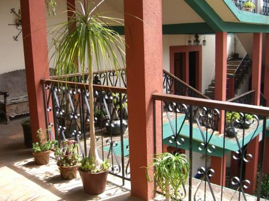 Hotel Casa Manen: Even more charming than this one photo shows ...