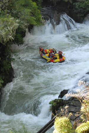 Kaituna Cascades Raft & Kayak Expeditions