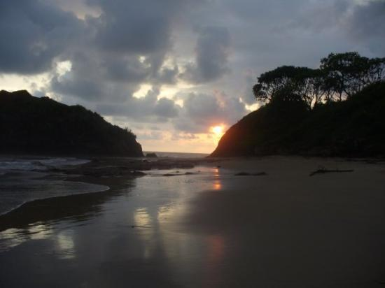 Плайя-Гранде, Коста-Рика: Sunset in Costa Rica