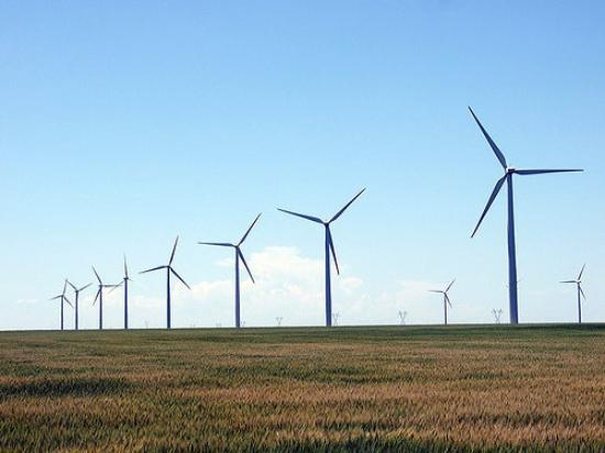 Dodge City, KS: Wind farm