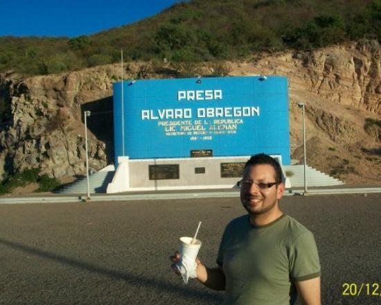 Ciudad Obregon, Meksyk: Ahy ta el nombre...