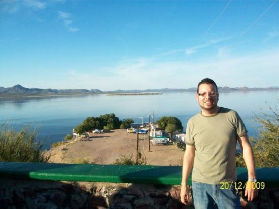 Ciudad Obregon, Meksyk: Presa Alvaro Obregon
