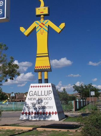 Route 66 Museum Gallup New Mexico Picture Of Gallup