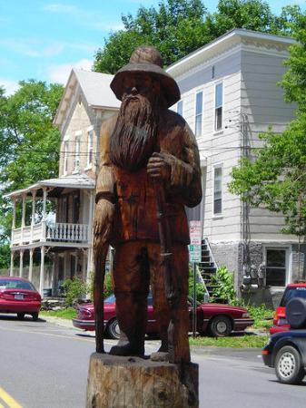 Catskill, Nowy Jork: Rip Van Winkle