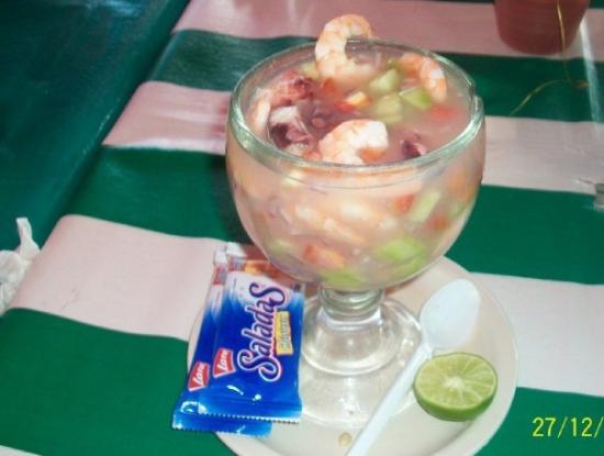 Culiacan, Mexico: Comete algooo...