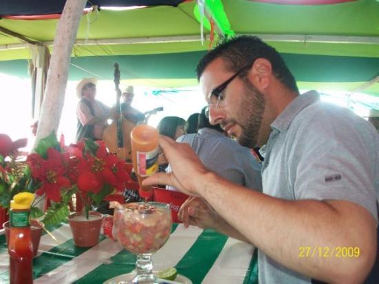 Culiacan, Meksiko: hechele mijo, hecheleee..