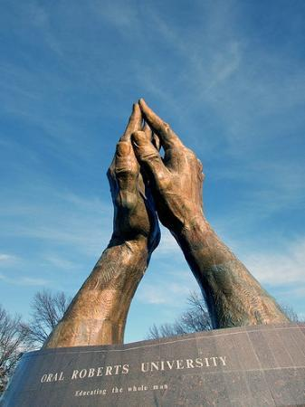 Oral Roberts University: The Healing Hands