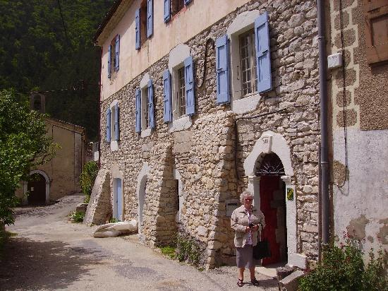 Le Sareymond : the hotel