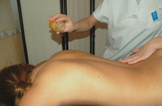 Health Center Energetikas: Honey massages
