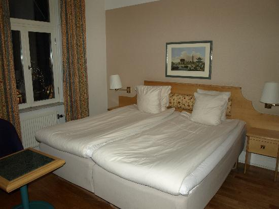 Chambre Double Standard Picture Of Crystal Plaza Hotel Stockholm Tripadvisor