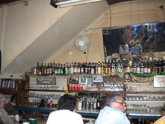 Bar Restaurant Cinzano: View Of Bar