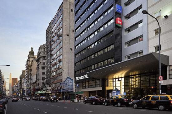 Novotel Buenos Aires: Fachada