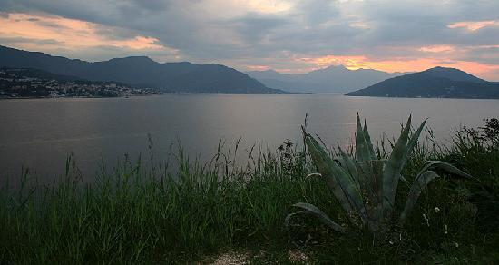 Igalo, Montenegro: Earlig morning