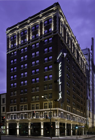 Hotel Felix Updated 2017 Prices Reviews Chicago Il Tripadvisor