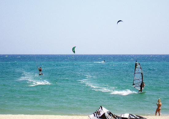 NIRVANA Club Village: Kitesurf e Windsurf