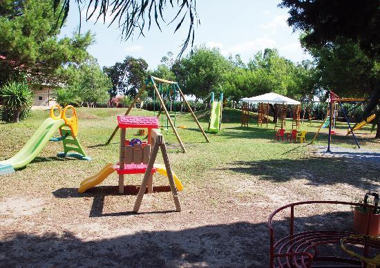 Nirvana Club Village: Il parco giochi per i bambini
