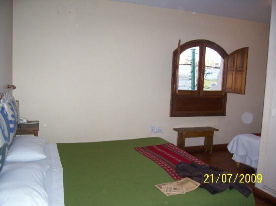 Hotel Refugio Del Inca: Habitacion doble