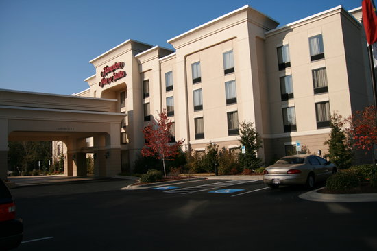 Photo of Hampton Inn & Suites Wilson I-95