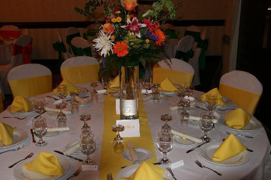 Hampton Inn & Suites Wilson I-95: Elegant Conference Set-UP